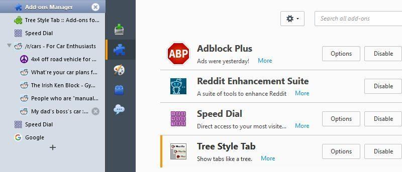 Make Firefox Work Like a File Explorer