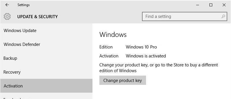 Everything About Windows 10 Activation Procedure
