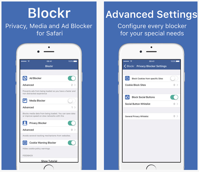 3 of the Best Ad Blocker Applications for iOS 9 - Make Tech Easier