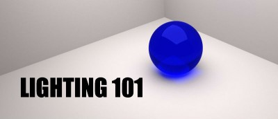 Blender 3D Lighting and Rendering Basics