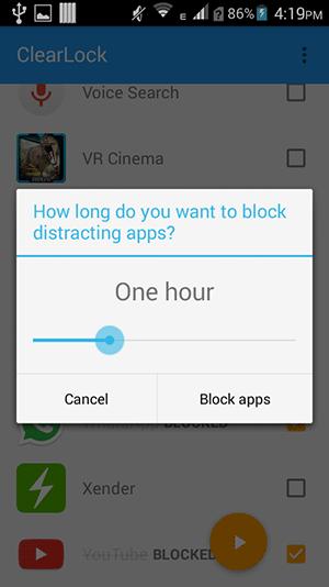 clearlock-time
