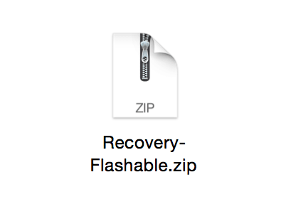 flashablezip-flashable