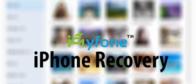 iMyfone Data Recovery for iPhone - Review and Giveaway