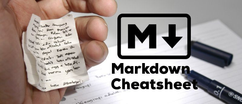 Become More Productive with This Markdown Cheatsheet