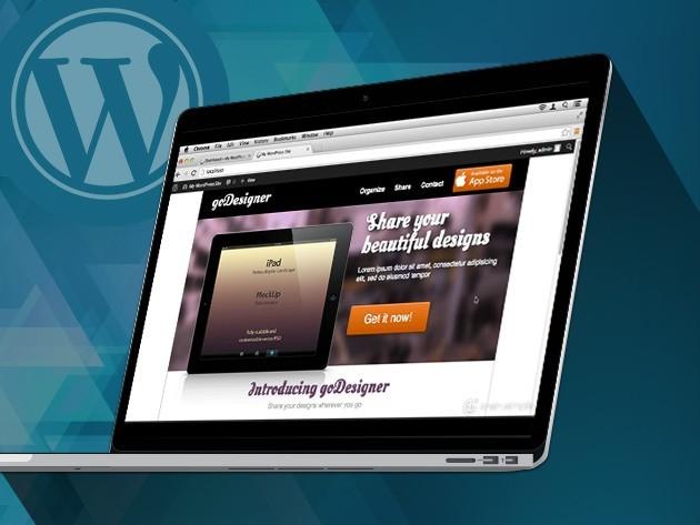 Train Simple WordPress Theme Building Course