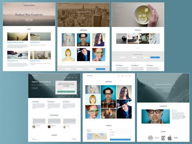 'Theme.Works' WordPress Builder: Lifetime Subscription