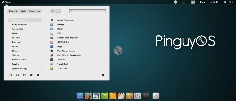 Pinguy OS 14 04 3 - a Pretty and User-friendly Distro
