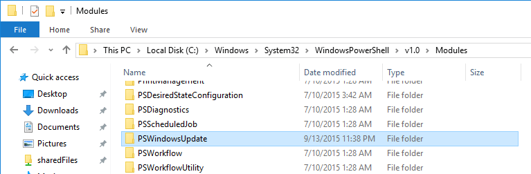 How to Hide Updates Using PowerShell in Windows 10