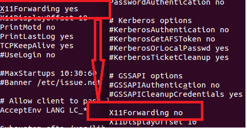 secure-ssh-x11forwarding
