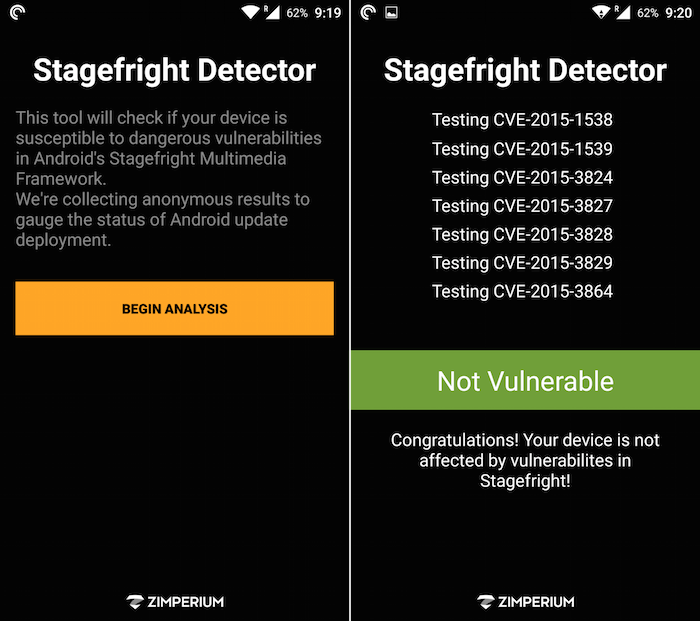stagerfright-detector-app