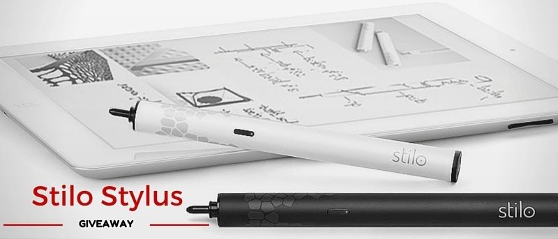 Stilo Stylus Provides a Pen-on-Paper Experience - Review and Giveaway