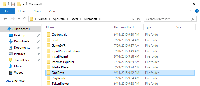 uninstall-onedrive-remove-local-folder