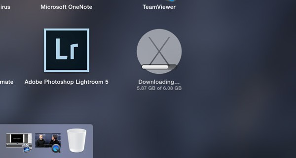 OSX-Downloading