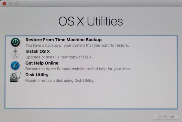 OSX-Setup