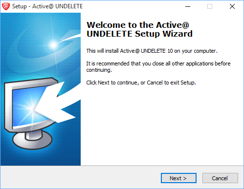 active-undelete-installation