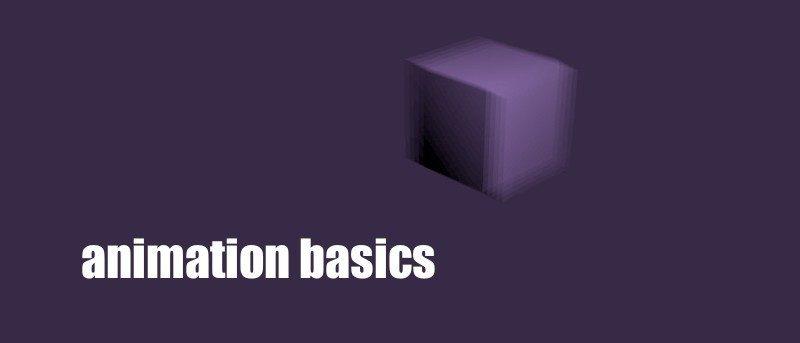 Blender 3D Animation Basics