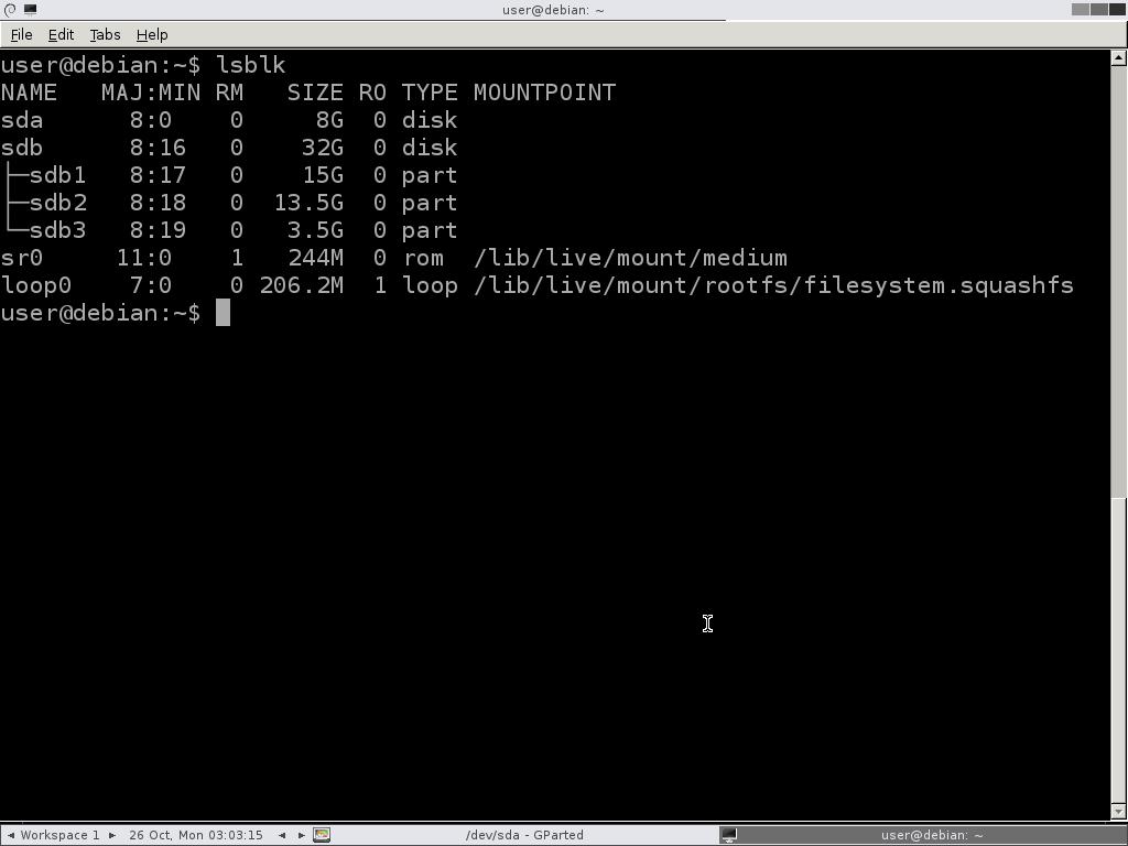cfdisk-mkfs-list-partitions-lsblk