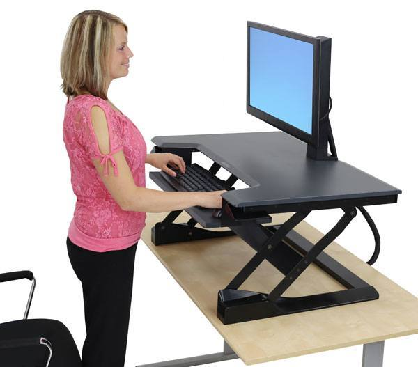 plan mount arm monitor for arms throughout ergotron desk stand house sit