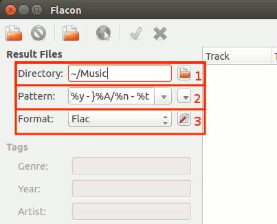 flacon-output-formats