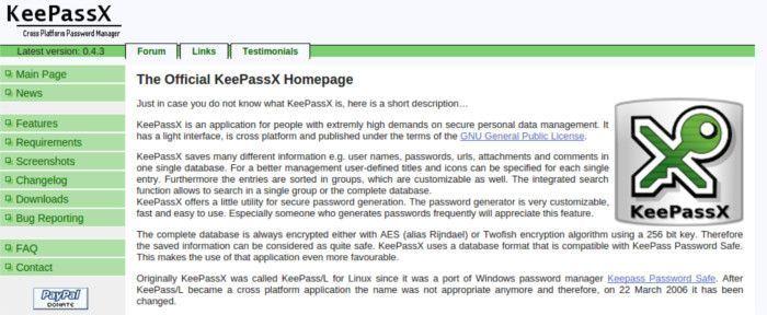 lastpass-alternatives-keypassx-password-manager