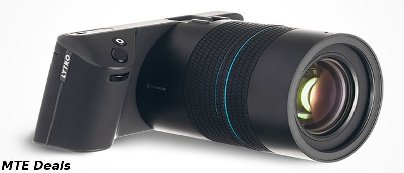 Get 46% Off Lytro Illum Camera [MTE Deals]