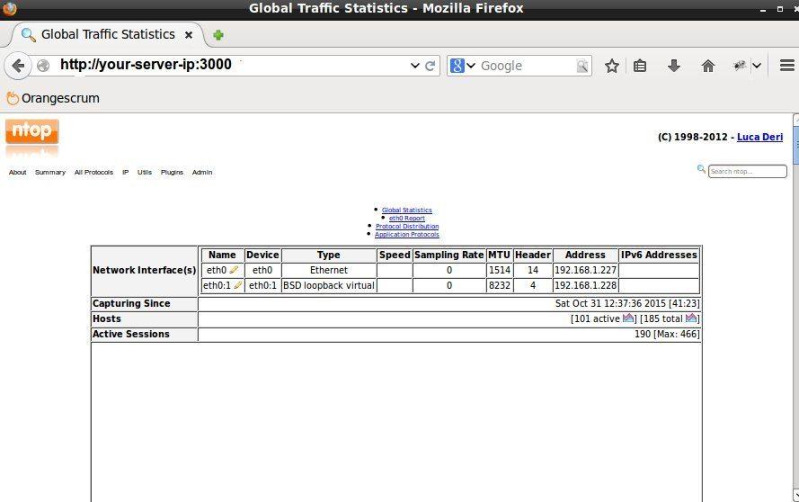 ntop_global_traffic_page