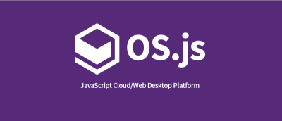 OS.js: A New Kind of Operating System for the Web