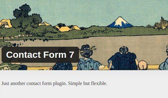 wordpress-plugins-contact-form-7