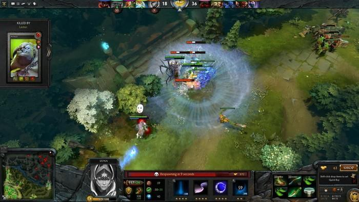 how to play moba legends on pc