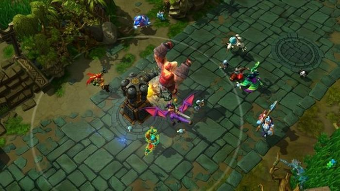 MOBA-Games-Strife