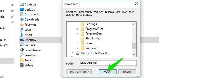OneDrive-Move