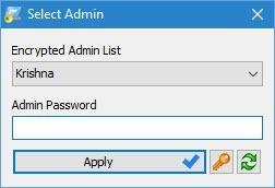 RunAsTool-select-admin