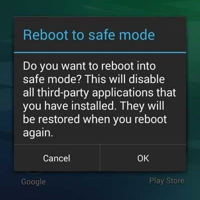 Safe_Mode_Turn_On