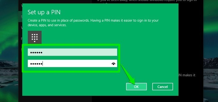 Windows 10-enter-PIN
