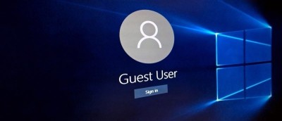 How to Create a Guest Account in Windows 10