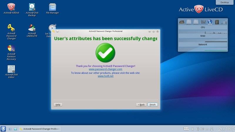 active-live-cd-password-reset-complete