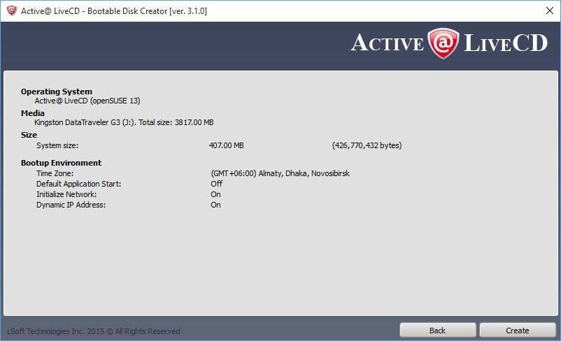 active-live-cd-verify-settings