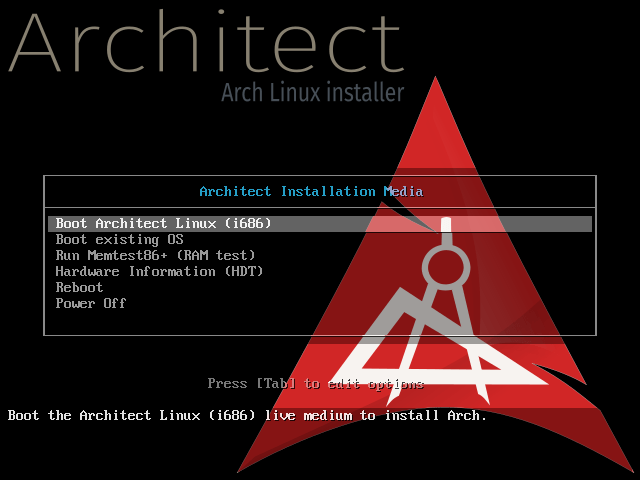 architect-boot-screen