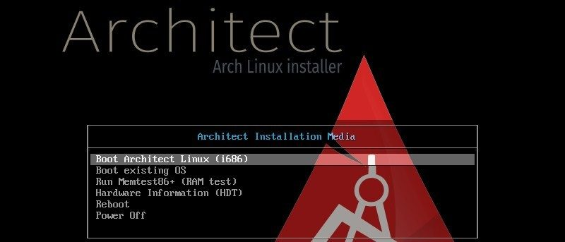 Install Arch Linux the Easy Way with Architect Linux
