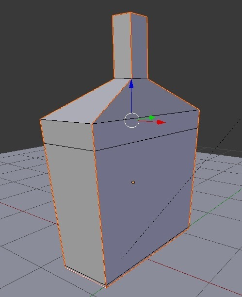 blender-UV-basic-seams-marked