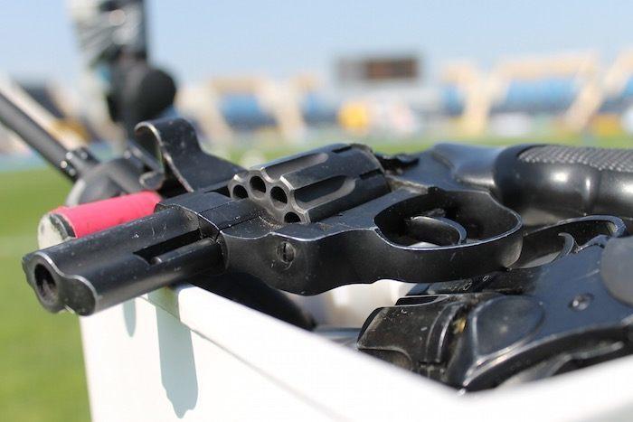 convolution-pistol