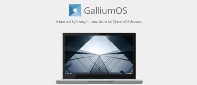 GalliumOS: The Linux Distro Specially Designed for Chromebook