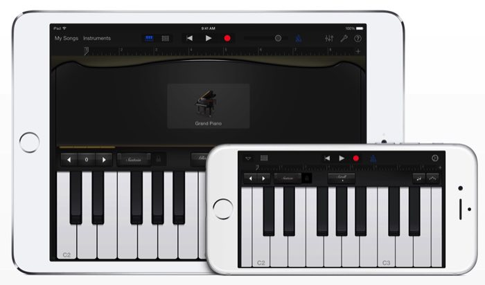 iOS Only Apps Garageband