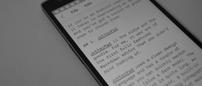 Top 5 Minimal Markdown Editors for Android