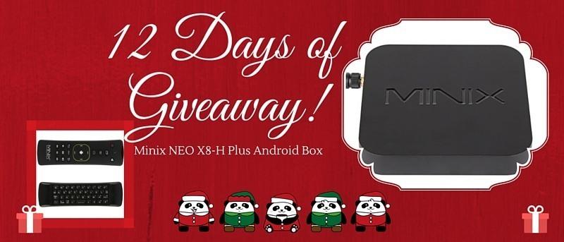 Minix NEO X8-H Plus Android Box
