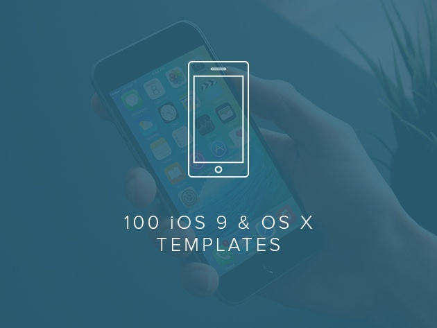 100 iOS 9 and OS X Templates