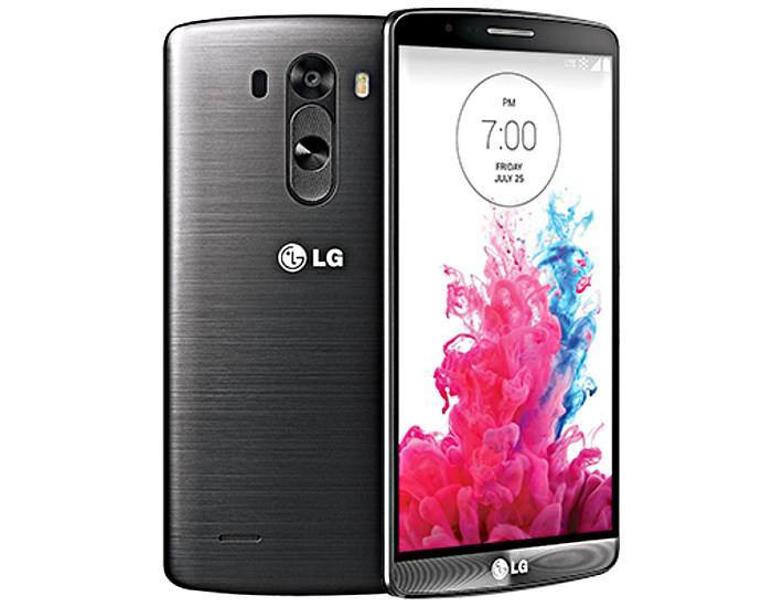 LG G3 & 1-YR Unlimited Talk and Text from FreedomPop