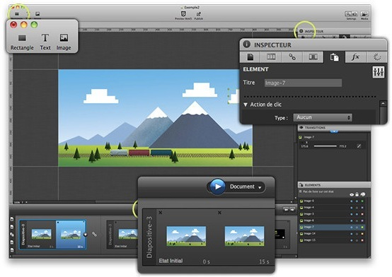 MotionComposer for Mac