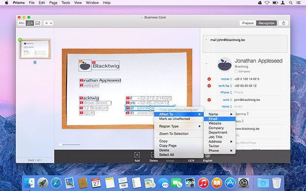 Prizmo 3 for Mac