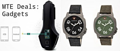 These 3 Gadgets Will Make Great Christmas Gifts [MTE Deals]